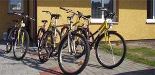 rowery do wypozyczenia na HElu